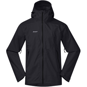 Bergans Letto Jacket Men Black/Dark Navy